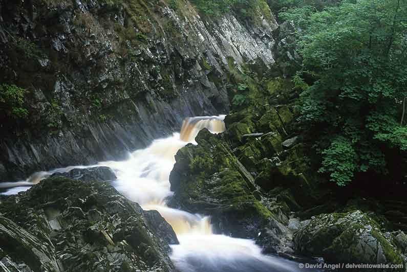 Snowdonia national park visitor centre betws-y-coed