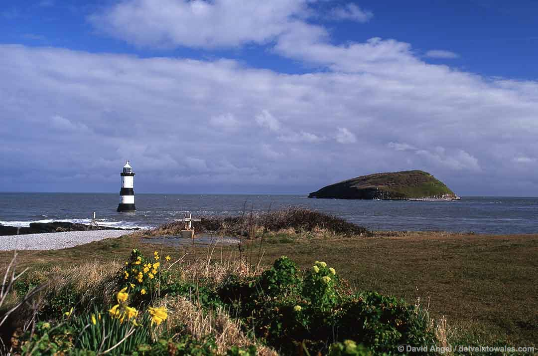 Image of Puffin Island, North Wales