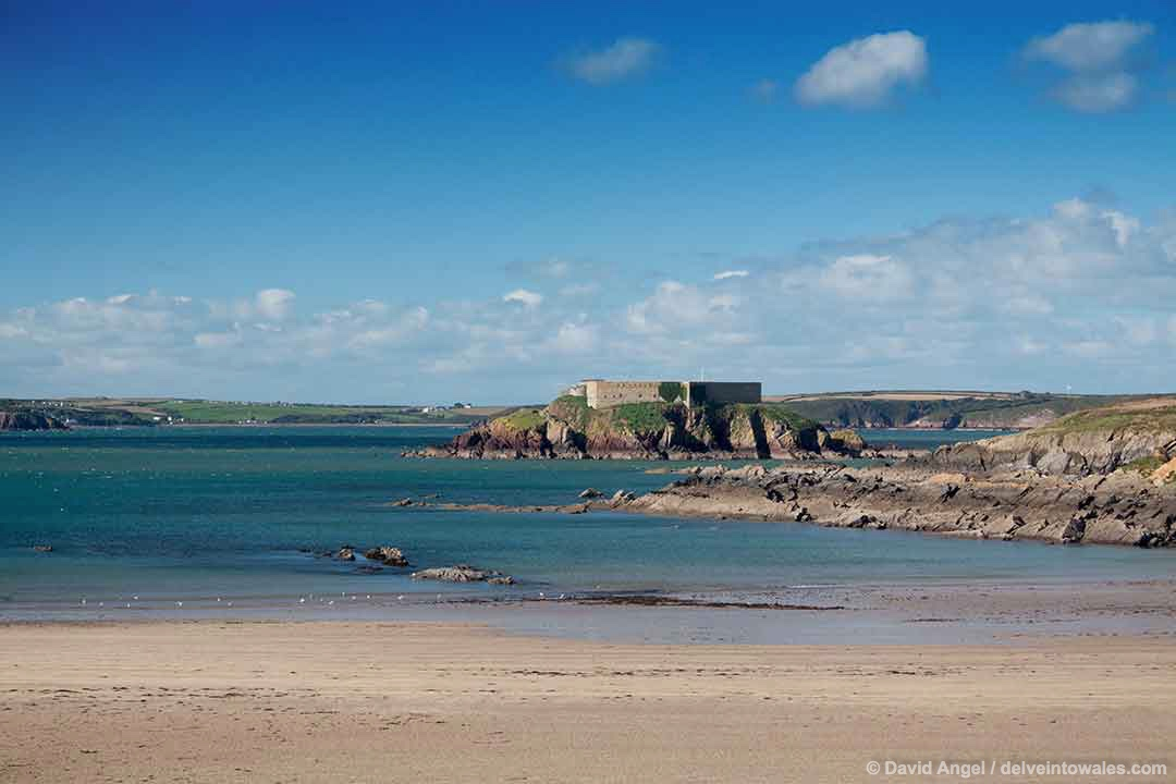 Image of Thorne Island, Pembrokeshire